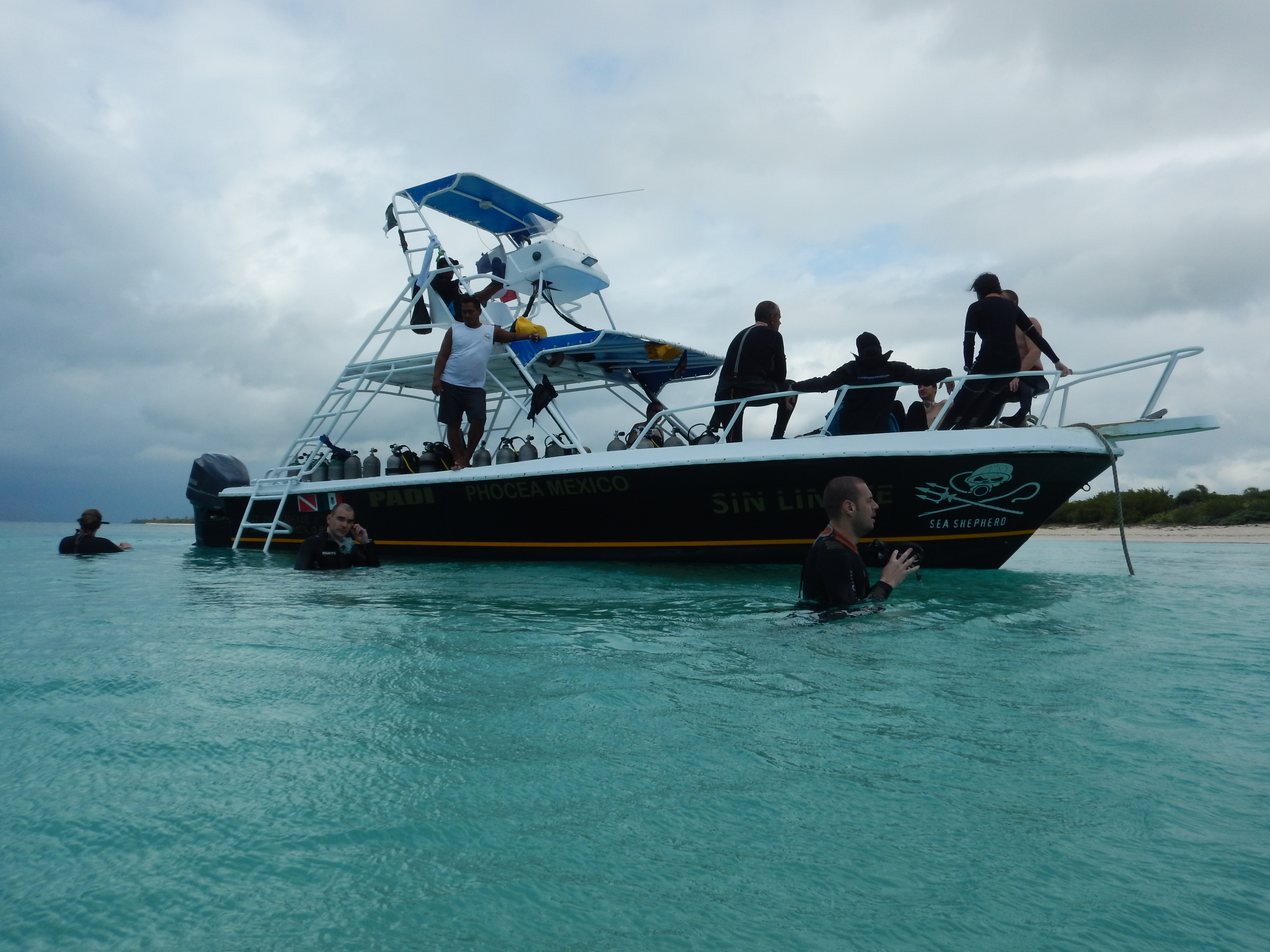 Dykutflykt i Mexiko – Playa del Carmen